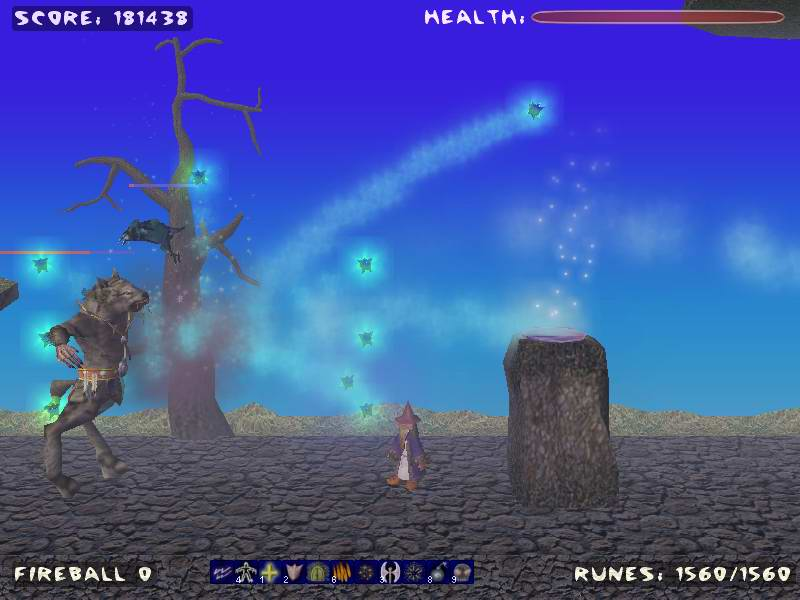 Alchemist Wizard Screenshot